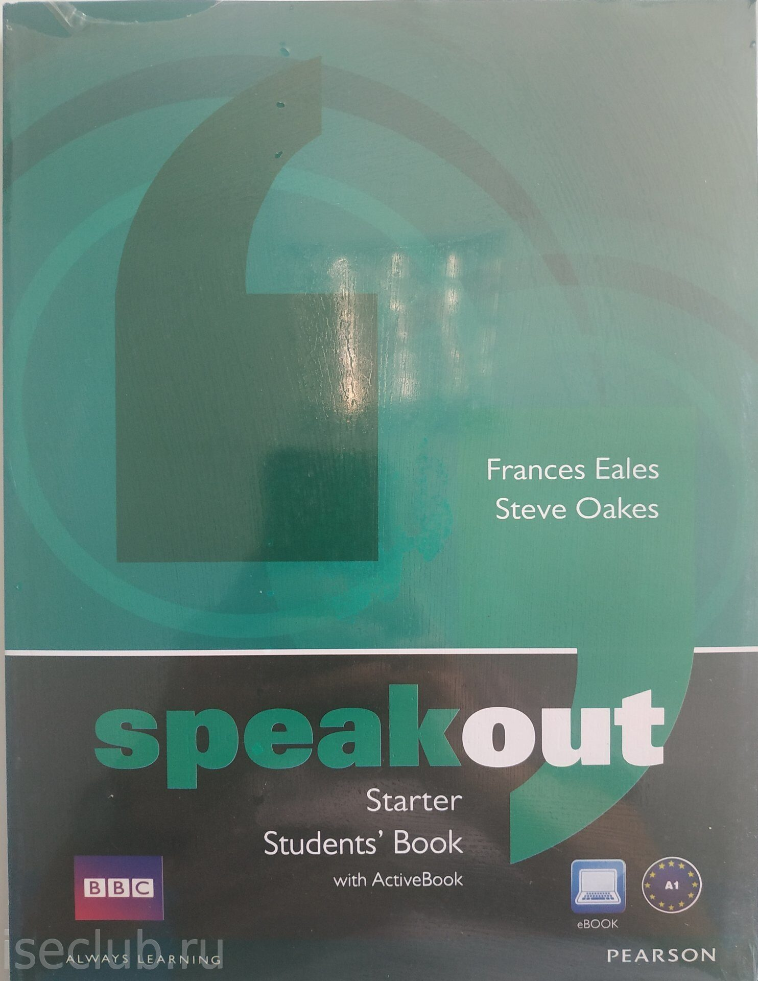 Speakout Starter Students Book Audio